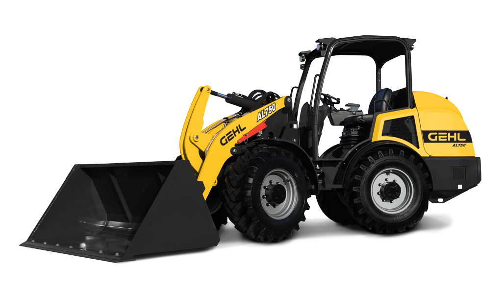 Gehl 750 Articulated Loader