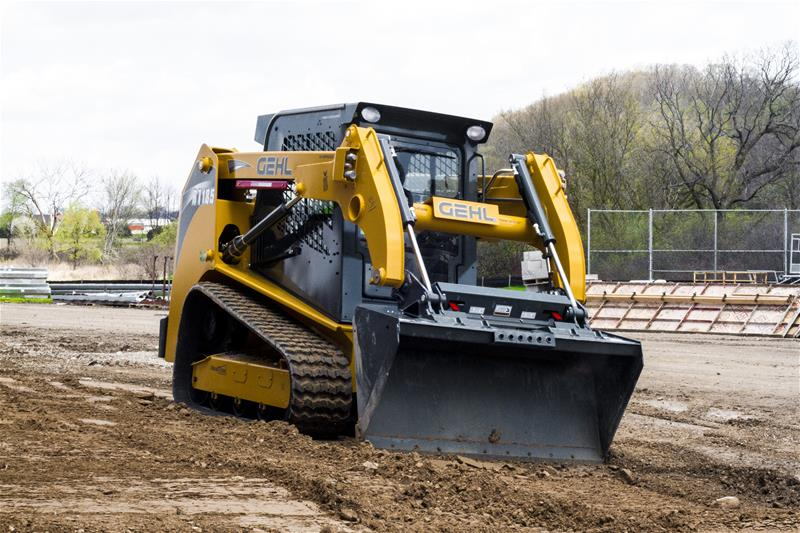 Gehl RT185 Compact Track Loader Performance