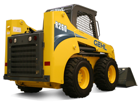 Gehl R260 Performance R Series Skid Steer