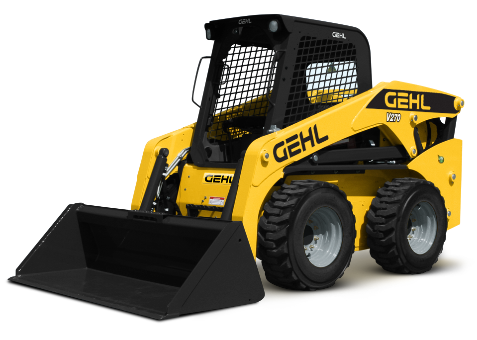 V270 GEN:2 Skid Loader