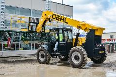 Gehl RS6-42 Mark74 Construction