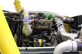 Gehl RS8-42 Engine Access