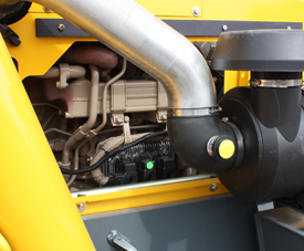Gehl RS8-44 Telehandler Engine Access