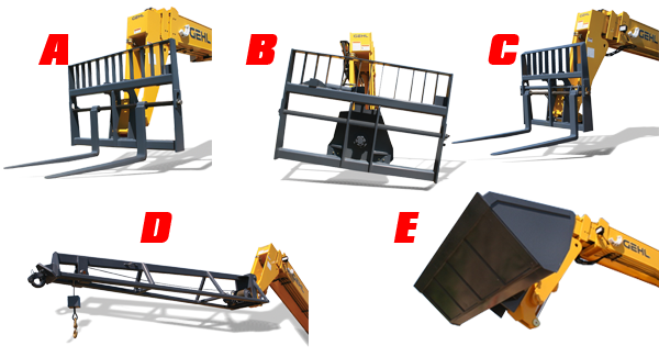 RS Attachments