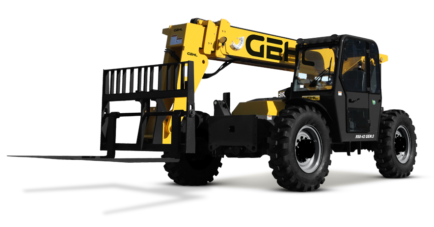 RS8-42 GEN:3 Telescopic Handler
