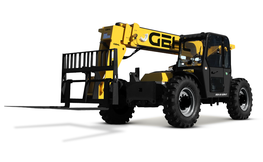 RS9-50 GEN:3 Telescopic Handler